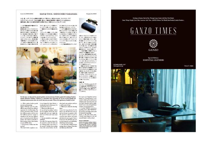GANZO TIMES VOL.07